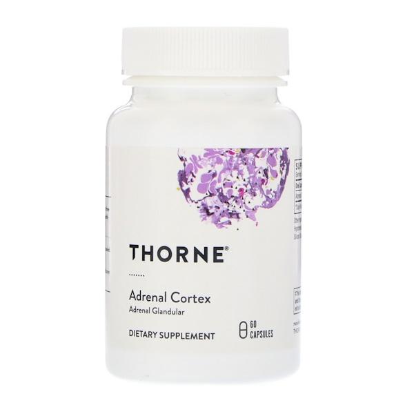 3 - 副腎疲労に効果のあったサプリ:アドレナル コーテックス